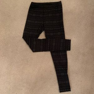 Woman's Old Navy Leggings Size S